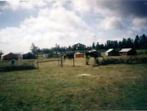 Bronkowice - brama obozowa