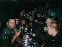 2002.07.12-27 - Momoty - Na stołówce, Czarna Jedynka i 1 BDH-y
