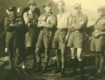 1946 - Baszowice - Kurs Drużynowych - Obóz