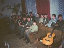 1998.02.21 - Szyszak. Przygotowania do kominku.